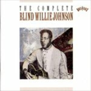 Complete Recordings - CD Audio di Blind Willie Johnson