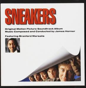 Music Composed & Conducted By James Horner Featuri - CD Audio di Sneakers