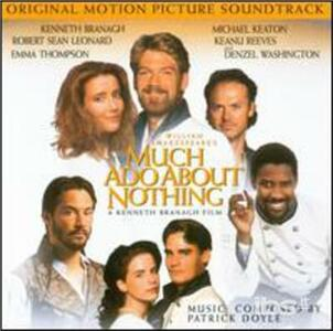 Much Ado About Nothing (Colonna Sonora) - CD Audio
