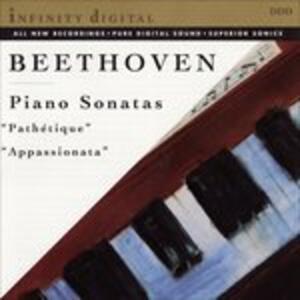 Sonate per Pianoforte - CD Audio di Ludwig van Beethoven