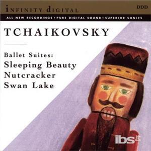 Suites dai balletti - CD Audio di Pyotr Il'yich Tchaikovsky