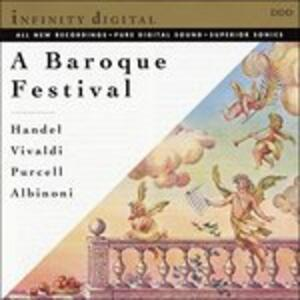 Baroque Festival - CD Audio di Antonio Vivaldi,Georg Friedrich Händel