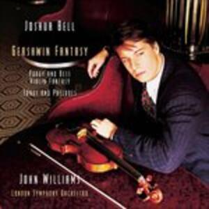 Gershwin Fantasy - CD Audio di George Gershwin,Joshua Bell