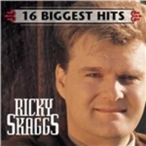 16 Biggest Hits - CD Audio di Ricky Skaggs