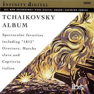 Tchaikovski Album - CD Audio di Pyotr Il'yich Tchaikovsky