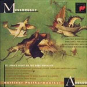 Night on Bare Mountain - CD Audio di Modest Petrovich Mussorgsky