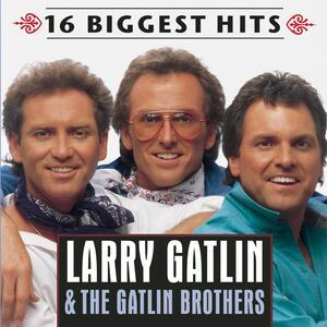 16 Biggest Hits - CD Audio di Larry Gatlin