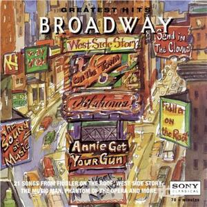 Greatest Hits. Broadway - CD Audio