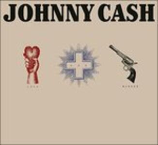 Love-God-Murder - CD Audio di Johnny Cash