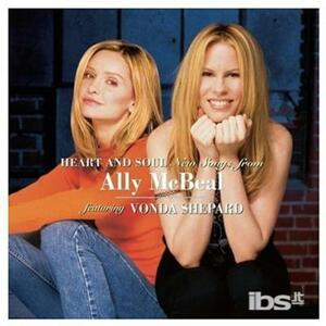 Ally Mcbeal 2 (Colonna Sonora) - CD Audio