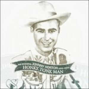 Honky Tonk Man - CD Audio di Johnny Horton