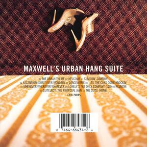 Urban Hang Suite - CD Audio di Maxwell