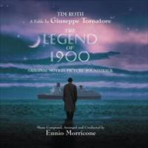 Legend of 1900 (Colonna Sonora) - CD Audio