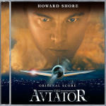 Cover CD Colonna sonora The Aviator