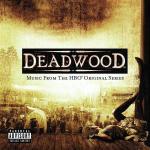 Cover CD Colonna sonora Deadwood