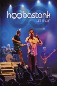 Hoobastank. Let It Out - DVD