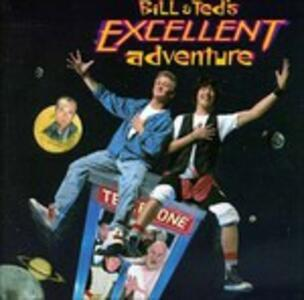 Bill & Ted's Excellent .. (Colonna Sonora) - CD Audio
