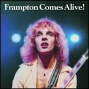 Frampton Comes Alive! - Vinile LP di Peter Frampton
