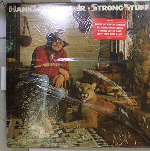 Strong Stuff - Vinile LP di Hank Williams Jr.