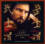 Cover CD Colonna sonora L'ultimo samurai