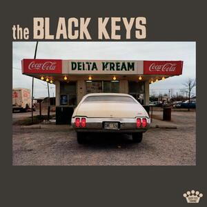 CD Delta Kream Black Keys