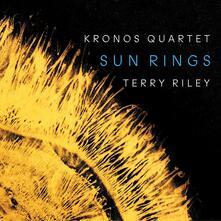 Sun Rings - CD Audio di Kronos Quartet,Terry Riley