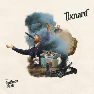 Oxnard - CD Audio di Anderson Paak