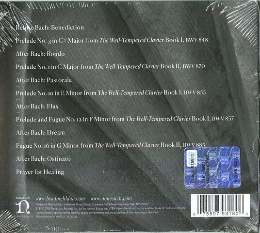 After Bach - CD Audio di Brad Mehldau - 2