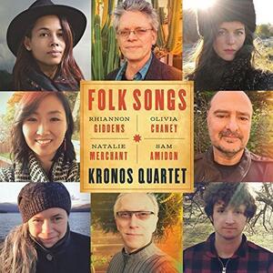 Folk Songs - Vinile LP di Kronos Quartet
