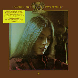 Pieces of the Sky - Vinile LP di Emmylou Harris