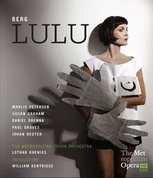Alban Berg. Lulu (DVD + Blu-ray) di William Kentridge - DVD + Blu-ray