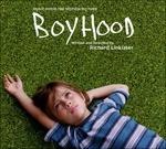 Cover CD Colonna sonora Boyhood
