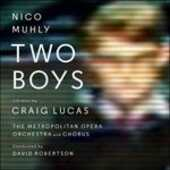 CD Two Boys Nico Muhly