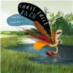 Sonate e partite vol.1 - Vinile LP di Johann Sebastian Bach,Chris Thile