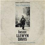 Cover CD Colonna sonora A proposito di Davis