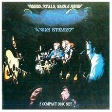 CD 4 Way Street Neil Young Stephen Stills David Crosby
