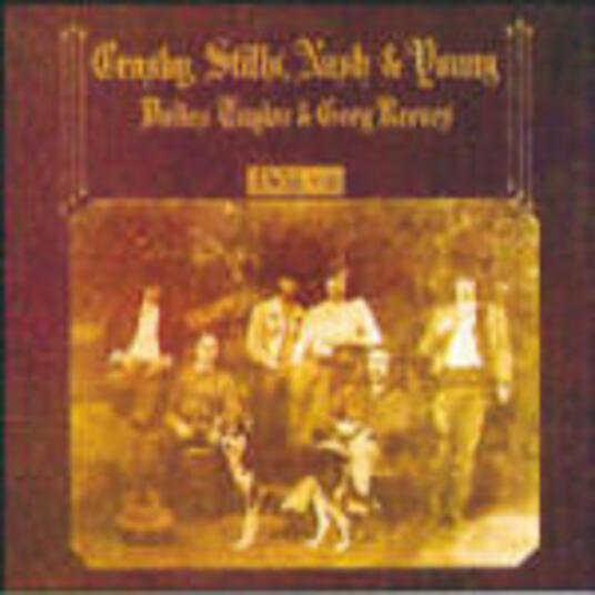 Dejà vu (Remastered) - CD Audio di Neil Young,Stephen Stills,David Crosby,Graham Nash