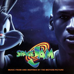 Cover CD Colonna sonora Space Jam