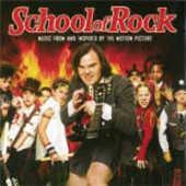 CD School of Rock (Colonna Sonora)
