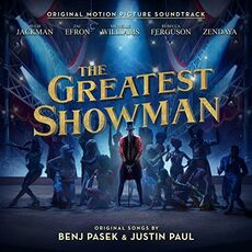 CD The Greatest Showman (Colonna Sonora)