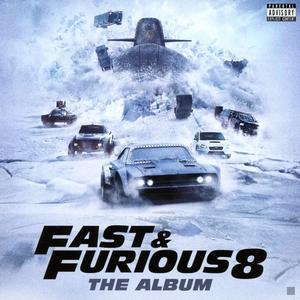 CD Fast & Furious 8. The Album (Colonna Sonora)