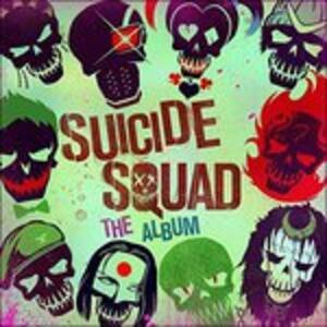 Suicide Squad. The Album (Colonna Sonora) - Vinile LP