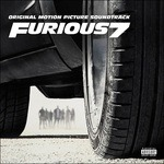Cover CD Colonna sonora Fast & Furious 7