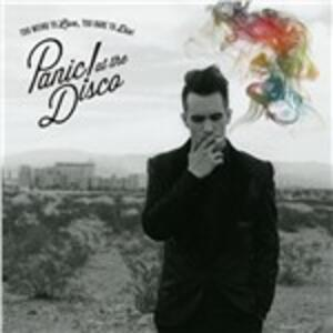 Too Weird to Live, Too Rare to Die - Vinile LP di Panic! At the Disco