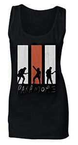 Idee regalo Canotta Donna Paramore. Live Shadows Plastic Head
