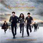 Cover CD The Twilight Saga: Breaking Dawn - Parte 2