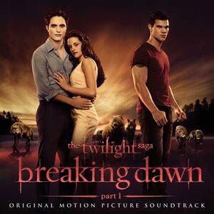 Foto Cover di The Twilight Saga. Breaking Dawn part 1, CD di  prodotto da Atlantic