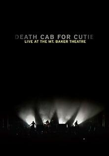 Death Cab For Cutie. Live At The Mount Baker Theatre - DVD