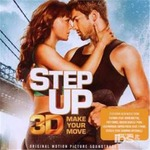 Cover CD Colonna sonora Step Up 3D