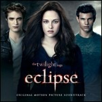 Cover CD Colonna sonora The Twilight Saga - Eclipse